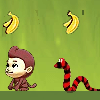Jumping Bananasa Game Online