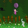 Masha Flying Game Online