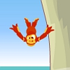 Monkey Cliff Diving Game Online